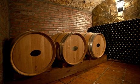 Visita y cata de vinos de alta gama en las salas de crianza para 2, 4 o 6 personas desde 9,90 € en Bodega Cap de Ruc Oferta en Groupon