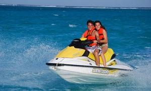 Fun & Quads Adventure: Excursión guiada en moto acuática para 1 o 2 personas en Altea y Valencia desde 59 € en Fun & Quads Adventure