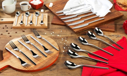 Villeroy and Boch Bellevue Polished Stainless Steel Cutlery Set