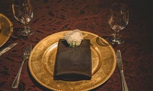 """Erlebnis-Restaurant Lox: Dinner in the Dark mit 3-Gänge-Überraschungsmenü """"Darkness"""" für 2 oder 4 Pers. im Erlebnis-Restaurant Lox (50% sparen*)"""