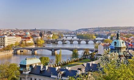 Praag: 13 nachten voor twee incl. ontbijt, toegang tot het zwembad en de sauna en late checkout bij 4* Hotel Duo
