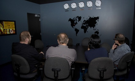 Interactive Room Escape Game Escape Msp Livingsocial