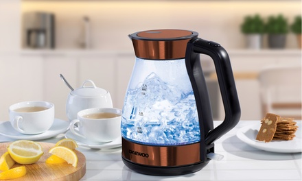 Daewoo Copper Kettle