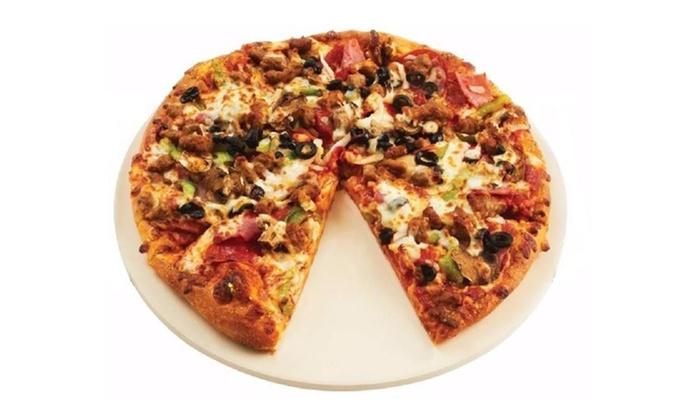 Pizzastein Für Elektrogrill Weber : Weber style pizzasteine für grill backofen groupon goods
