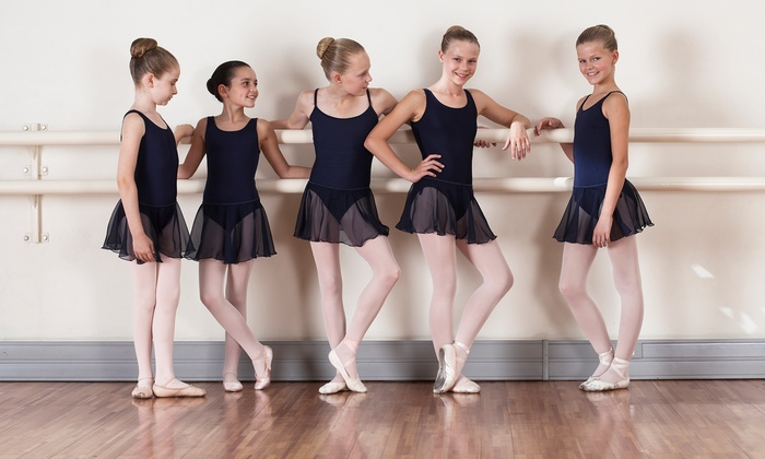 Once Upon A Ballet - South Westminster: One Month of Dance Enchanted Movement, Primary Ballet, or Ballet 1 Classes at Once Upon A Ballet (Up to 55% Off)