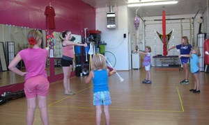Reign Baton Twirling: Two Private Dance Classes from Reign Baton Twirling (67% Off)
