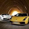 Conduce un Lamborghini o Ferrari
