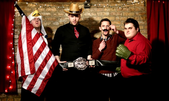 """The Champion of Champions"" Show - Blokes & Birds: SPC Improv Presents ""The Champion Of Champions"" at Blokes and Birds Through July 25 (Up to 50% Off)"