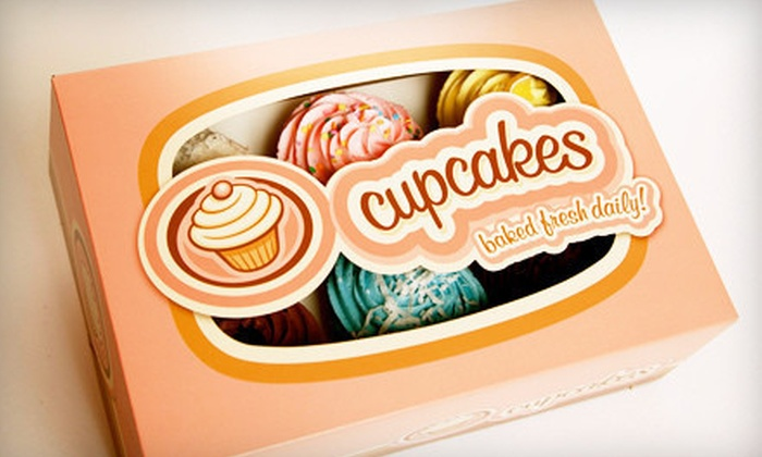 Cupcakes - Multiple Locations: $9 for Half a Dozen Cupcakes at Cupcakes ($18 Value)