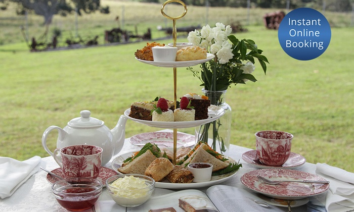 Wolston House, National Trust QLD - Wacol: Entry, High Tea and Magazine for One ($29) Two ($55) or Four ($99) at Wolston House (Up to $235.80 Value)