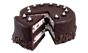 Cold stone Creamery: Small or Large, Round or Rectangular Ice Cream Cake at Cold Stone Creamery, Multiple Locations (50% Off)