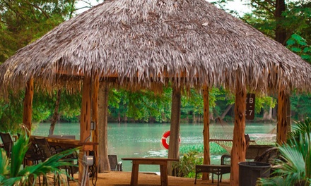 Full-Day Private Cabana Rental at Son's Island (Up to 49% Off). Two Options Available.