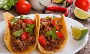 Mexicas: Cena mexicana de 3 pasos + bebidas para dos o cuatro en Mexicas