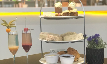 Afternoon Tea and Drinks for Two at Marco Pierre White Steakhouse Bar and Grill Newcastle