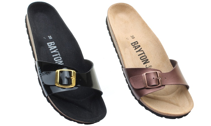best prices popular stores look out for Mule Bayton pour femme | Groupon Shopping