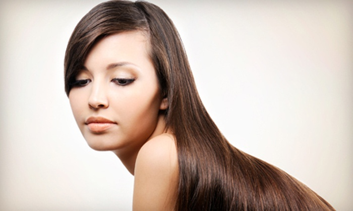 Curl Revolution - Stonebriar Mall At The Bridges: One or Two Express Keratin Treatments at Curl Revolution (Up to 65% Off)