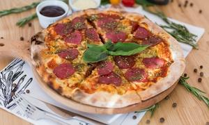 Rozmaryn – Pracownia Dobrych Smaków: Aromatyczna pizza od 18,99 zł w Rozmarynie – Pracowni Dobrych Smaków