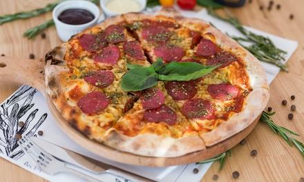 Aromatyczna pizza od 18,99 zł w Rozmarynie – Pracowni Dobrych Smaków