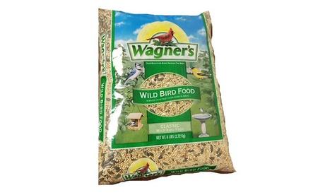Wagner's Classic Wild Bird Food (6 Lb.) (Goods For The Home Patio & Garden Bird Feeders & Food) photo