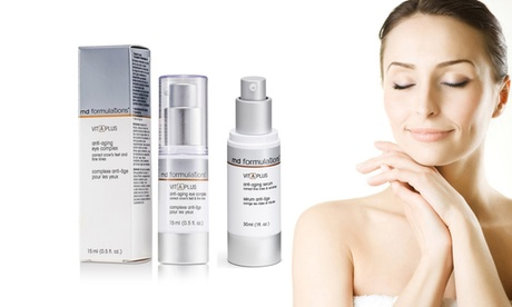 One or Two MD Formulations Vit-A-Plus Intensive Anti-Ageing Serums