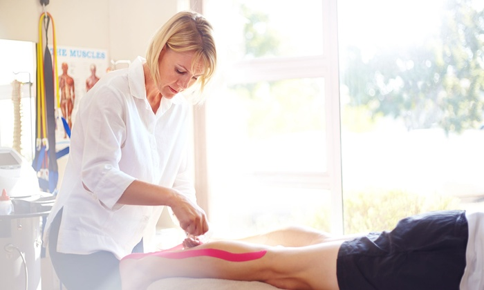 Results Health Clubs - Fleet: 45- or 60-Minute Sports Massage at Results Health Clubs (Up to 57% Off)