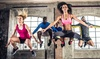 Up to 80% Off Unlimited Monthly Fitness Training