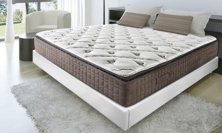 matelas bio protect marque sampur 30cm ressorts ensach s accueil m moire de forme france. Black Bedroom Furniture Sets. Home Design Ideas