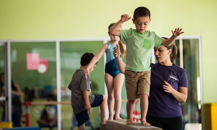The Little Gym - Danvers - Multiple Locations: Three Half Days of Kids' Summer Camp at The Little Gym (59% Off)
