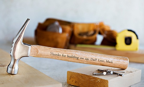 One or Two Personalized Hammers from Qualtry (Up to 55% Off) 3118e0fc-8af6-4785-90a6-772ab823ecbe
