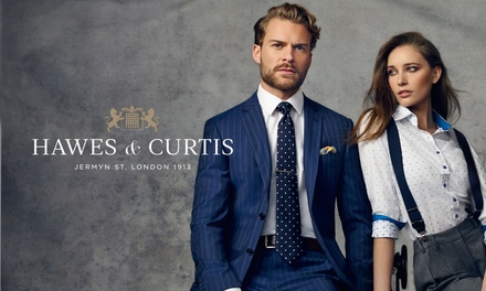 £50 Voucher to Spend for £30 at Hawes and Curtis (40% off)
