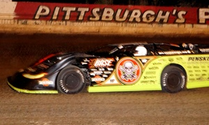 Pittsburgh's PA Motor Speedway: Stock-Car Dirt Track Action Event for Two (May 7–September 10)