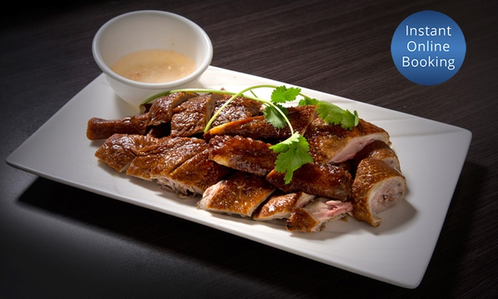 Four course hong kong feast for 2 cousins cuisine groupon for Cuisine x hong kong margaret