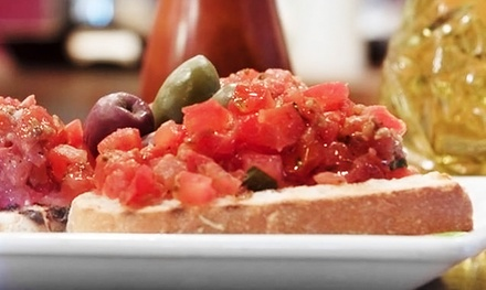Italian Dinner at Nonna Rosa's Ristorante Italiano (Up to 46% Off). Two Options Available.