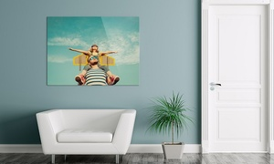 Photo.Gifts: Votre photo en verre acrylique sur format au choix chez Photo.Gifts