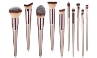 La Sante Professional Glow Makeup Brush Set