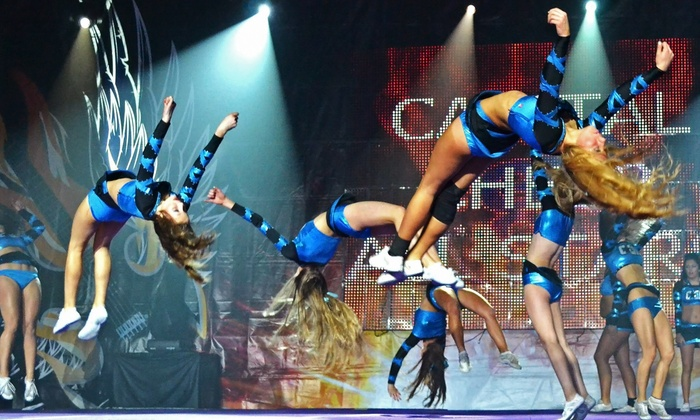 Capital Cheer Michigan - Delhi: One Month of Specialty Cheer Classes or Eight Weeks of Open Gym at Capital Cheer Michigan (Up to 59% Off)