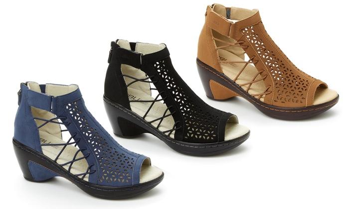 fbcd8b33b9f8e Jambu Women's Wedge Sandals | Groupon Goods