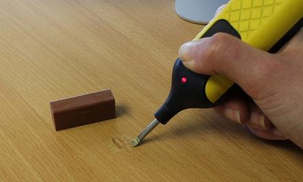 19-Pc Laminate Floor Repair Kit