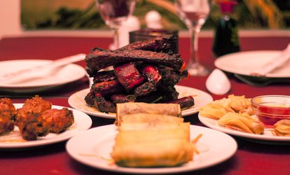 image for Chinese Meal For Two or Four at Mister Fu's Cantonese
