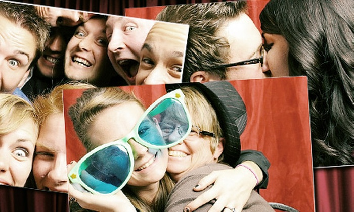 Take That Foto - Columbus: Two- or Four-Hour Photo-Booth Rental with Props and Unlimited Prints from Take That Foto (Up to 51% Off)