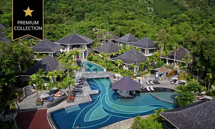 Thailand, Phuket: 5-, 7-, or 10-Night Escape for Two People with Daily Breakfast and a Dinner at Mandarava Resort & Spa
