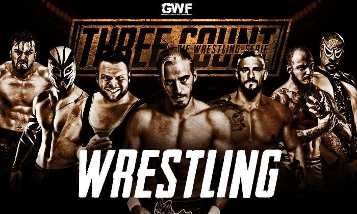 """Chaerbros Wrestling Gbr - HUXLEY'S NEUE WELT: 2 Sitzplatz-Tickets für """"GWF ThreeCount"""" am 21.07. oder 22.07. 2017 in Huxley´s neue Welt in Berlin"""