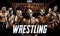 """2 Sitzplatz-Tickets für """"GWF ThreeCount"""" am 21.07. oder 22.07. 2017 in Huxley´s neue Welt in Berlin"""