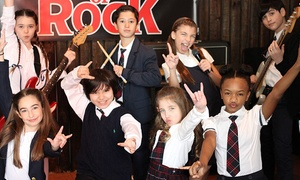 School of Rock: Musical: School of Rock Youth Production on May 20–22