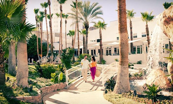 Tropicana Las Vegas - The Strip: Ocean Breeze or Tropical Serenity Wedding or Vow Renewal Package at Tropicana Las Vegas (50% Off)