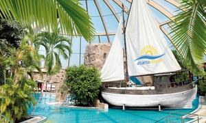 Atlantis Dorsten: Eintritt für zwei Personen in die Saunalandschaft und das Spaßbad im Atlantis Dorsten (34% sparen*)