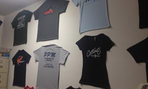 Up to 58% Off T-Shirts with Custom Logo at Kolor Splash OC