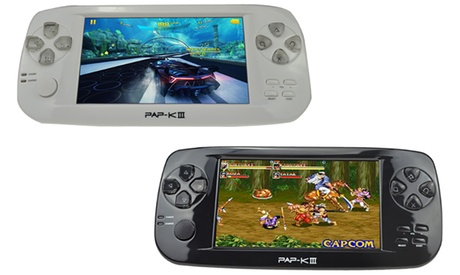 1 ou 2 consoles de jeux multimédia