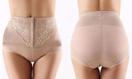1x oder 2x Body Shape Damen-Korsett in Beige oder Schwarz (bis zu 60% sparen*)
