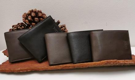 Portafogli in pelle Ferrè disponibile in vari modelli